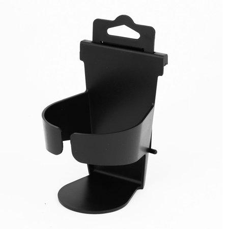 Durable Beverage Bottle Can Drink Cup Holder Stand Black for Car