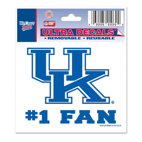 3x4 Multi Use Decal Kentucky