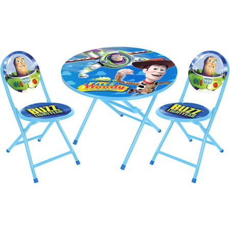 Disney Toy Story Round Table and Chair Set - Walmart.com