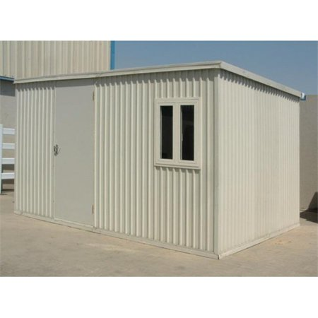 6 ft. x 6 ft. Woodside Vinyl Shed with floor