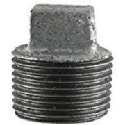 "1/2"" Galvanized Plug 511-803BG Pack of 5"