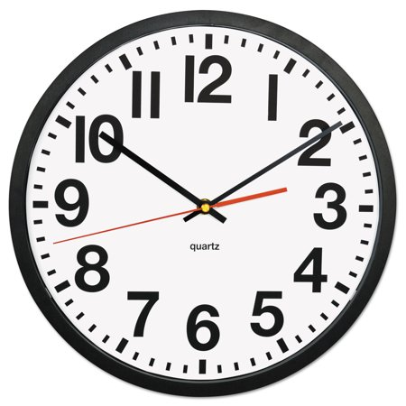 Universal Deluxe Large Numeral Clock, 13