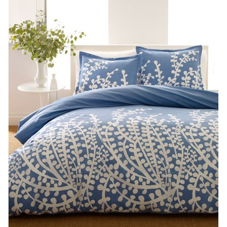 City Scene Branches Mini Bedding Duvet Cover Set