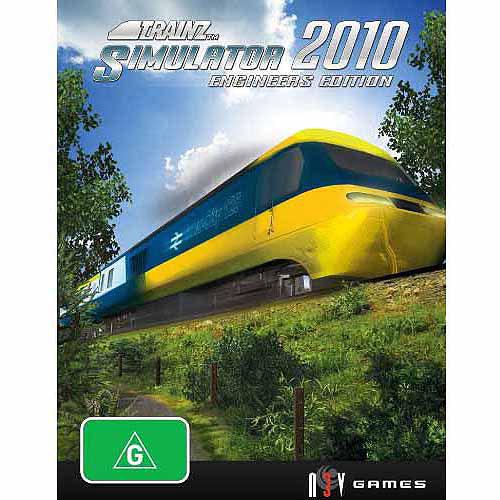 Image of N3V Games Trainz Simulator 2010: Engineers Edition (Windows) (Digital Code)