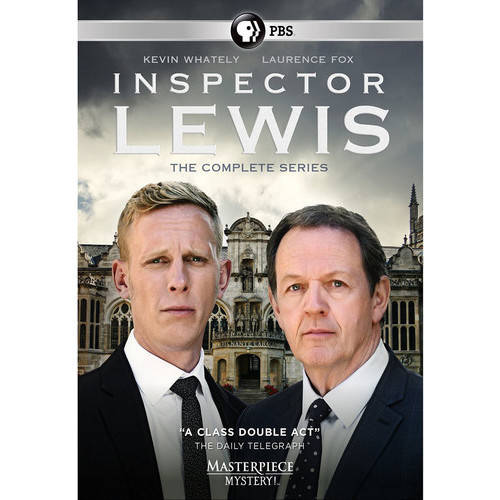 Inspector Lewis: The Complete Series (Masterpiece Mystery) by PBS