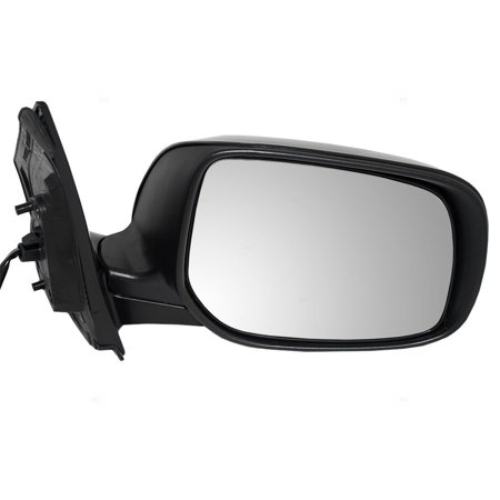 Aftermarket Side View Mirrors - Passengers Power Side View Mirror Replacement for Toyota 8791012C40, Brand new aftermarket replacement By AUTOANDART