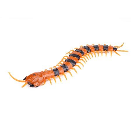 TOPINCN Remote Control Centipede, RC Centipede,1PC Infrared Remote Control Fake Centipede Scolopendra RC
