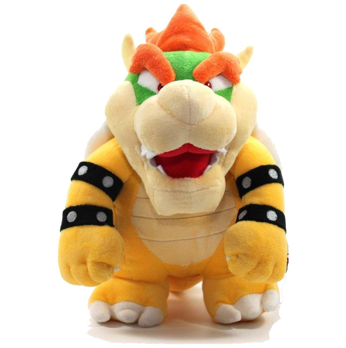 "King Bowser Plush Nintendo Mario Kart Toys 10"" Super Mario Collectors Plush Bowser Soft Stuffed Plush Toy... by"