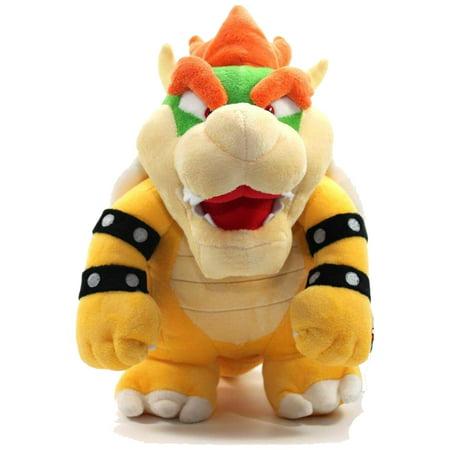 King Bowser Plush Nintendo Mario Kart Toys 10