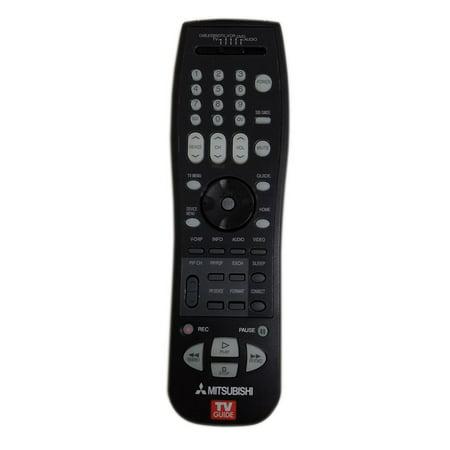 Original TV Remote Control for Mitsubishi WS65909 Television - image 1 de 2
