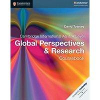 Cambridge International Examinations: Cambridge International as & a Level Global Perspectives & Research Coursebook (Paperback)