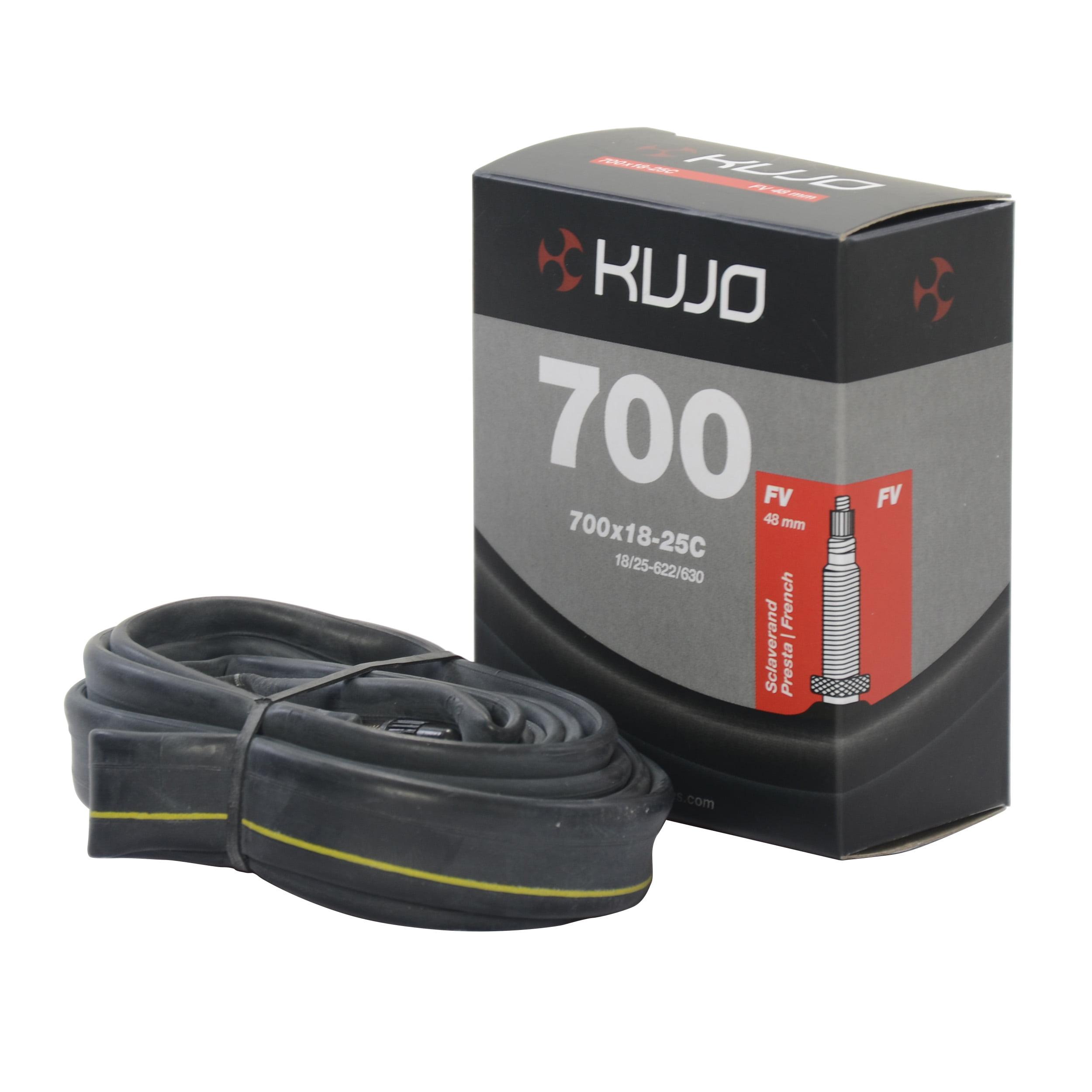 700 x 25-32c Presta Bell Standard and Self Sealing Bike Tubes