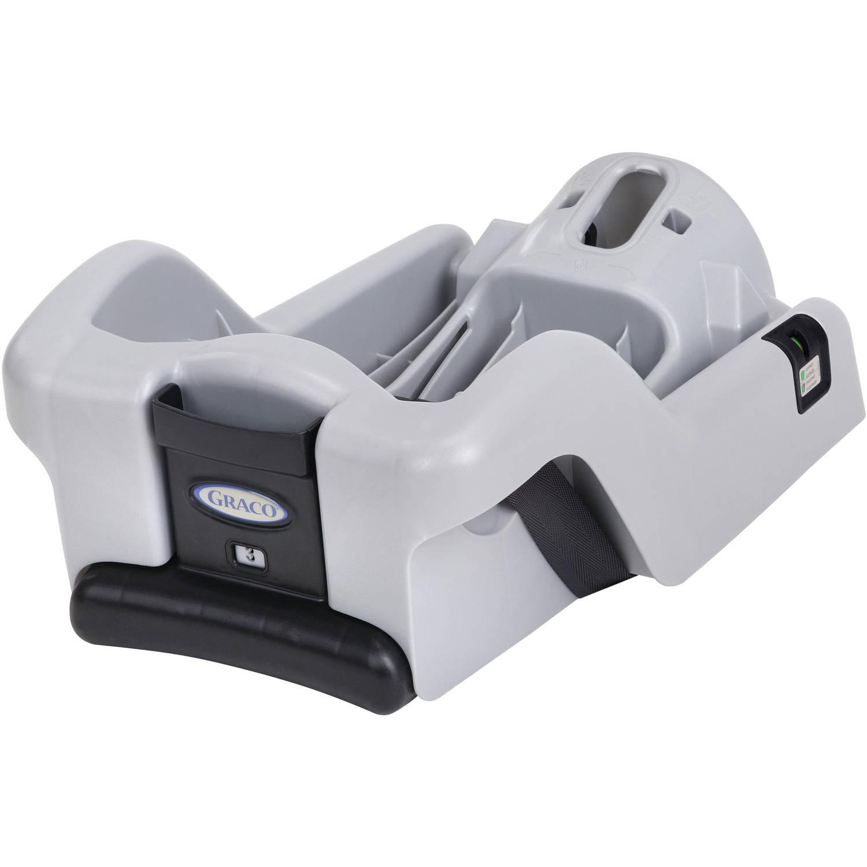 Graco SnugRide Classic Connect 30/35 Infant Car Seat Base, Silver