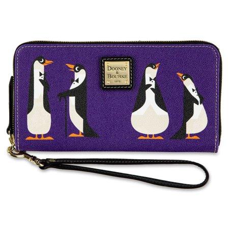Dooney & Bourke Mini Wallet (Disney Parks Mary Poppins Returns Wallet Wristlet Dooney & Bourke New with)