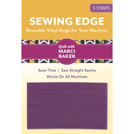 Sewing Edge - Reusable Vinyl Stops for Your Machine : 5 (Best Place To Sell Sewing Machine)