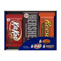 Hershey's, Full Size Candy Bars Variety Pack, 18 Ct.