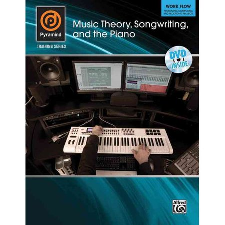 Music Theory, Songwriting, and the Piano: Work Flow: Producing, Composing, and Recording Projects