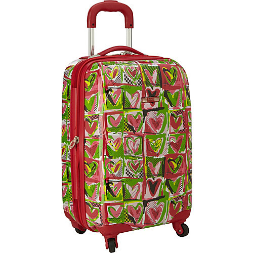 """Travel Concepts Contempo 21"""" Carry-On"""