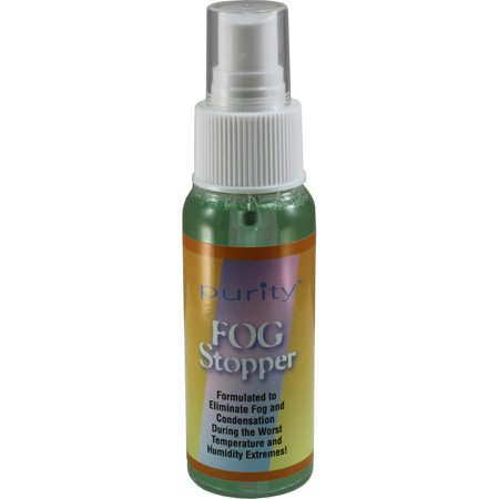 One 2oz Bottle of Birdz Eyewear Anti Fog Spray & Defogger for Glasses Goggles Swimming Paintball and Diving Accessories - Safe on All (Best Anti Fog Spray For Goggles)