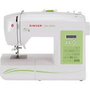 Singer 5400 Sew Mate 60-Stitch Factory-Serviced Sewing Machine