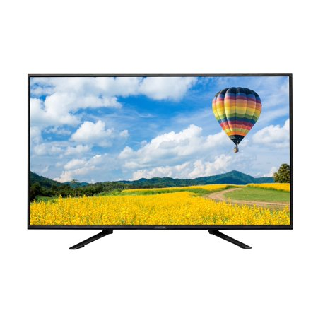 "Sceptre 49"" - 4K Ultra HD, LED TV - 2160p, 60Hz with Roku 4K UHD Media Player (U505CV-U-ROKU)"