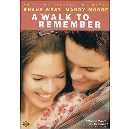 A Walk To Remember (DVD + Disc To Digital Offer) (Widescreen)