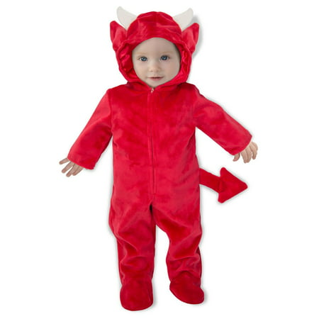 Halloween Toddler Baby Devil Costume - Toddler Halloween Devil Costume