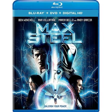 Max Steel  Blu Ray   Dvd   Digital Copy