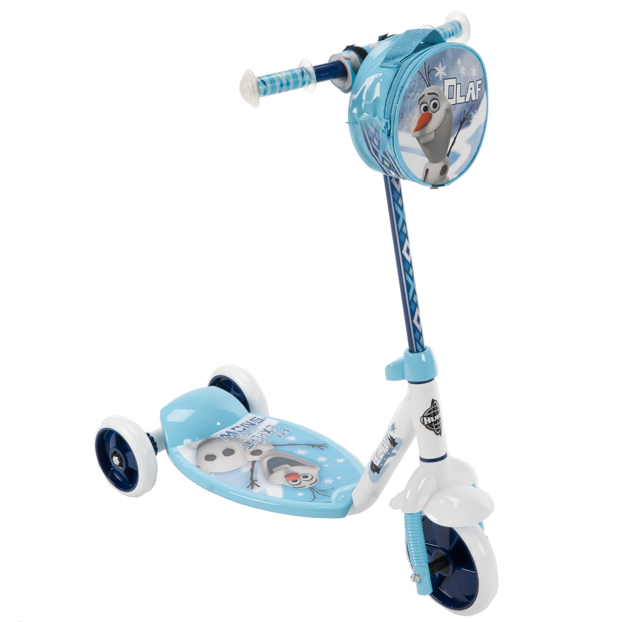 Disney Frozen Olaf 3-Wheel Preschool 3-Wheel Scooter, by Huffy by Huffy