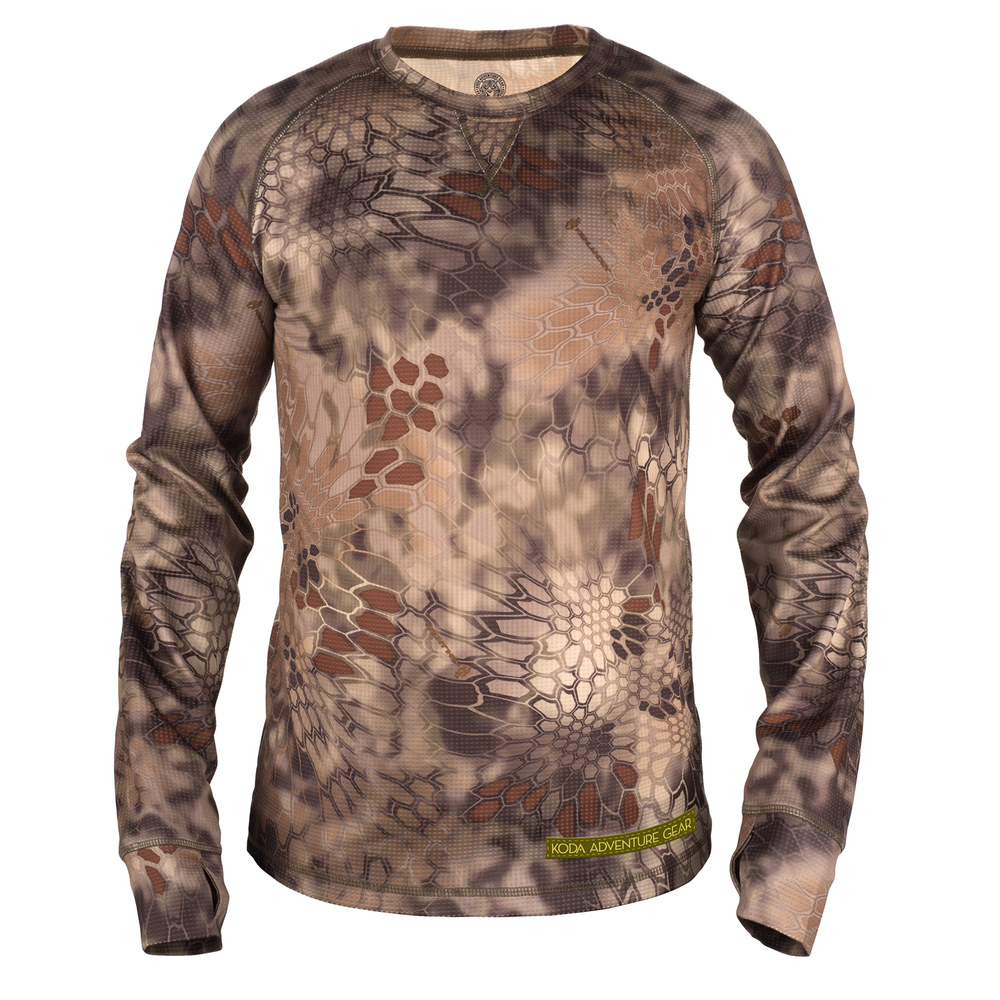 Base Layer Long Sleeve T by KODA Adventure Gear
