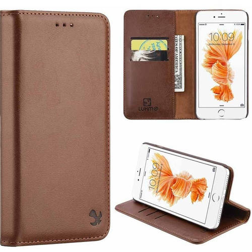 MUNDAZE Flip Cover Wallet Case for Apple iPhone 7 8