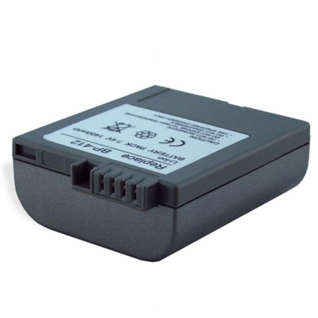 DENAQ DQ-R0837A DENAQ 600mAh Li-Ion Camera-Camcorder Battery for SAMSUNG