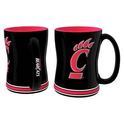 NCAA Mississippi Rebels 2 Pack 15oz Black Road To Mug