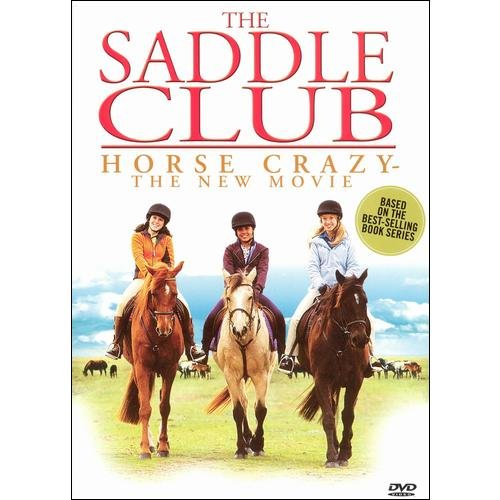 The Saddle Club: Horse Crazy - The New Movie