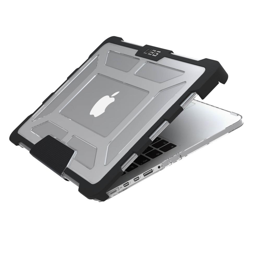 URBAN ARMOR GEAR UAG-MBP13-A1502-ICE 13 MB Pro Retina Ice Blk Case