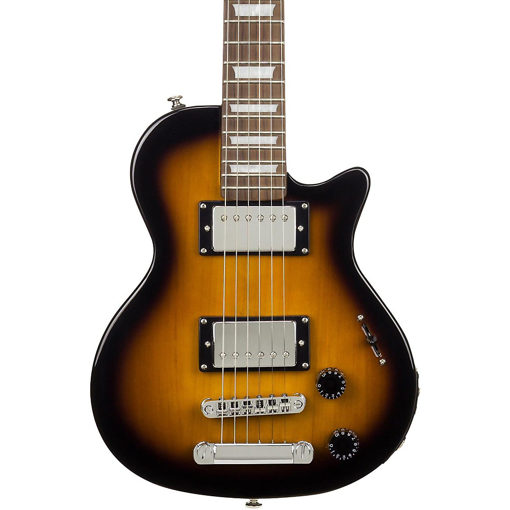 Traveler Guitar Sonic L-22 Electric Travel Guitar Sunburst by Traveler Guitar