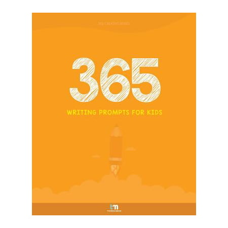 365 Writing Prompts for Kids - Halloween Writing Prompts For Kids