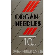15X1 Universal Needles 10 Pack Size 90/14, 10 Pack of Universal Needles for your general sewing needs By Organ