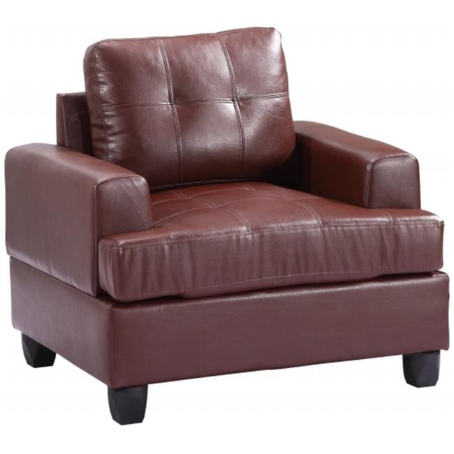 Nova Furniture Group NF580A-C Living Room Chair, Brown
