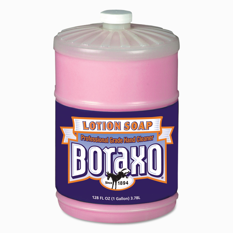 Liquid Lotion Soap, Pink, Floral Fragrance, 1gal Bottle, 4/Carton