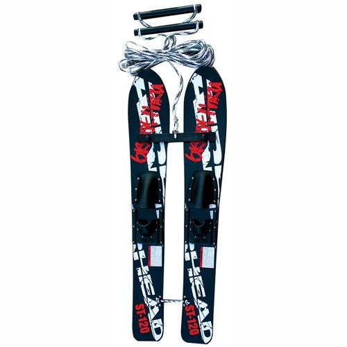 Airhead Breakthru 2 Wide Body Trainer Skis Breakthru 2 Wide Body Trainer Skis by Airhead