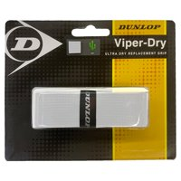 Viperdry White Ultra Dry Replacement Tennis Grip
