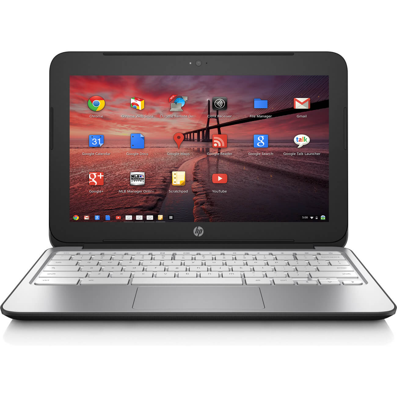 "Refurbished HP Chromebook 11 G2 11.6"" Chromebook Laptop Exynos Dual Core 1.7GHz 2GB 16GB"