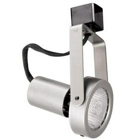elco lighting 1 light cylinder track head walmart com