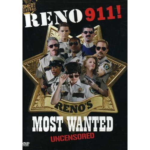 Reno 911!: Reno's Most Wanted (Uncensored Edition) (Full Frame)