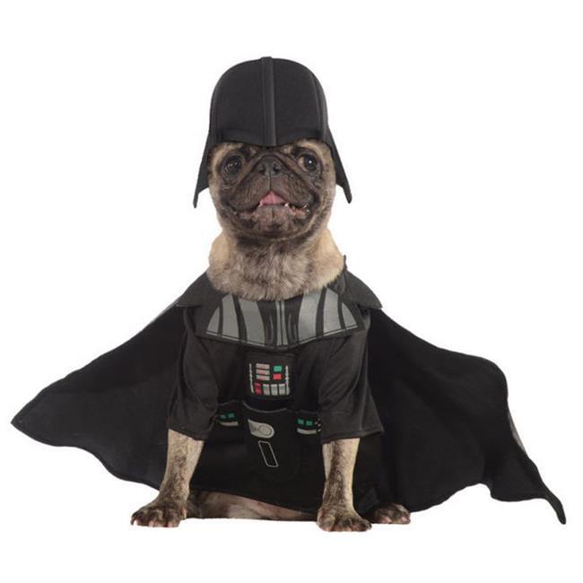 Pet Costume Darth Vader Large
