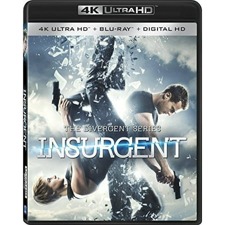 The Divergent Series  Insurgent  4K Ultra Hd