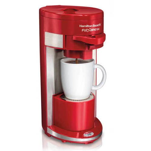 Hamilton Beach FlexBrew Single-Serve Coffee Maker | Model# 49962