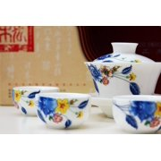 LAMINATED POSTER Tea Set Practise Using Nanjing Poster Print 24 x 36