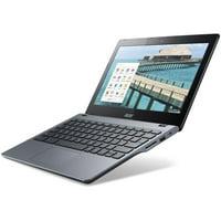 "Refurbished Acer C720-2844 11.6"" Google Chromebook Notebook Laptop 4GB RAM 16GB SSD"